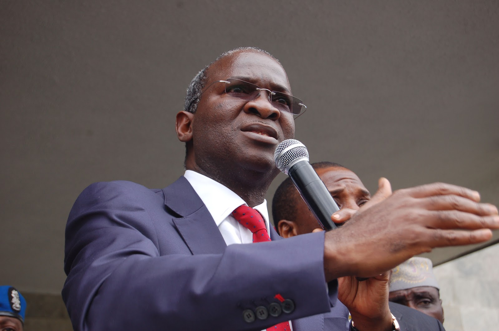 Governor Babatunde Fashola