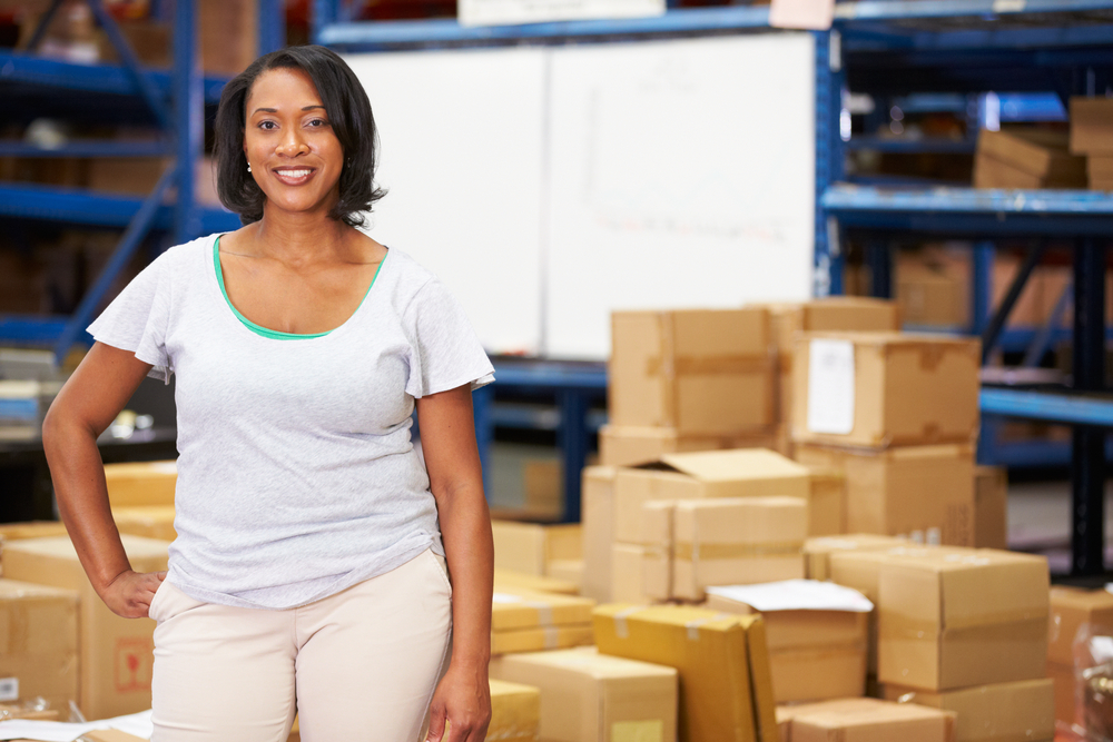 Distribution Warehouse – Digital Lagos