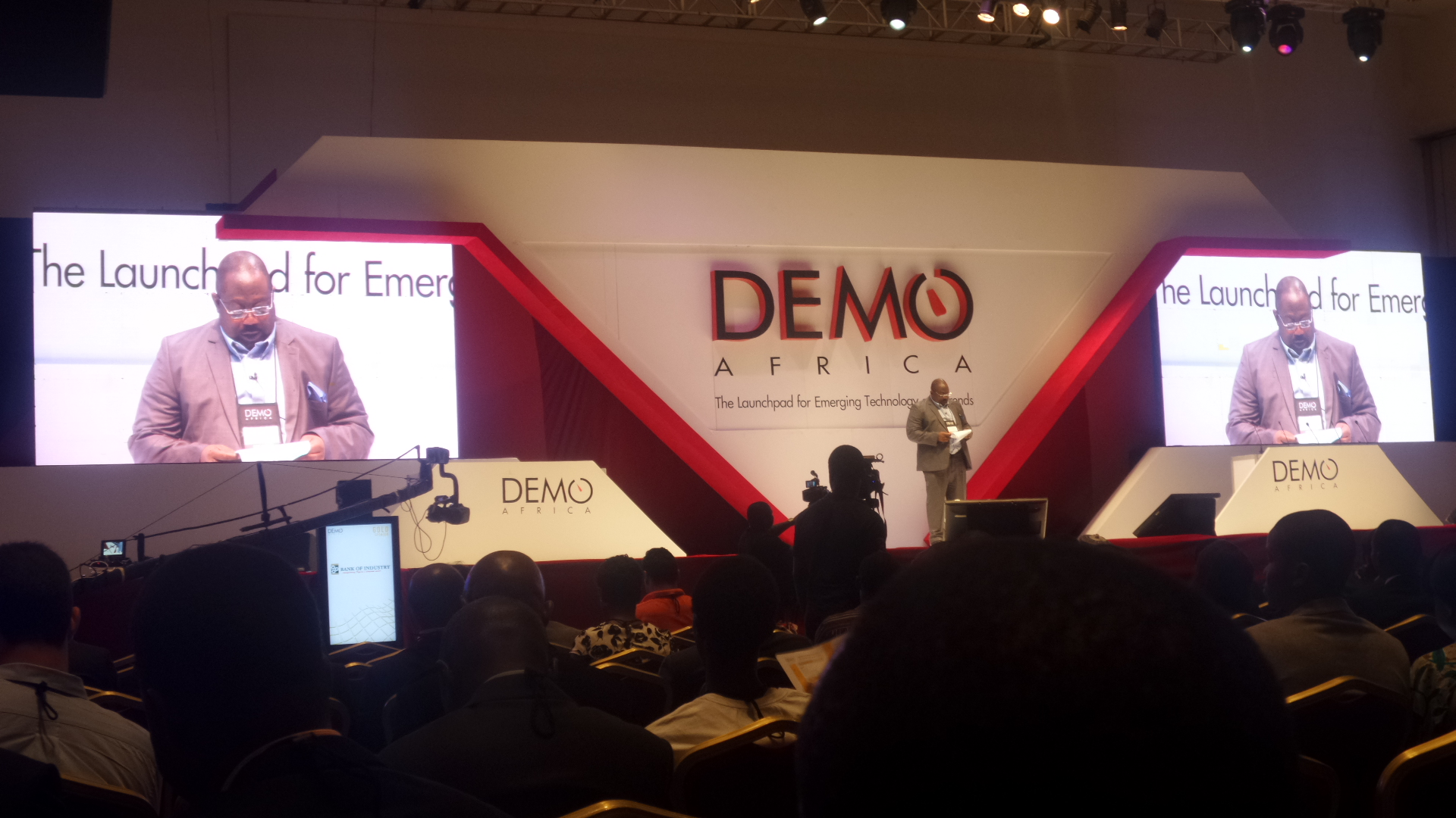 Startups at DEMO Africa 2015