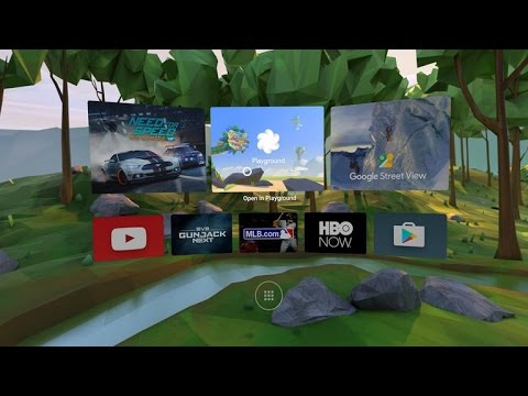 Google Daydream Virtual Reality