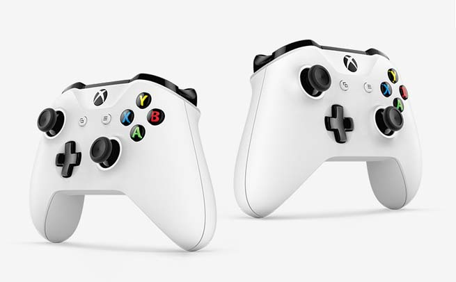 Xbox One S review controller
