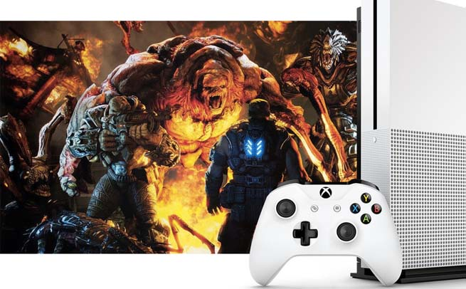 Xbox One S review gaming experience