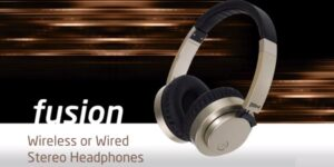 Groov-e Fusion stereo headphones review