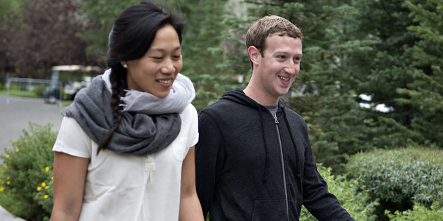 Mark Zuckerberg Priscilla