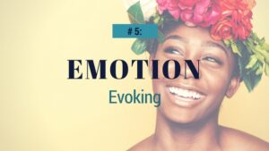 facial expression is powerful in visual content marketing